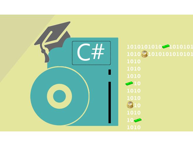 پروژه ایجاد یک مجموعهی آموزشی برای زبان برنامهنویسی سی شارپ (#C) + فیلم