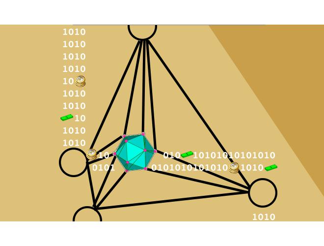 پروژه تولید شبکه سه بعدی بی سازمان به روش Lawson با استفاده از نرم افزار فرترن