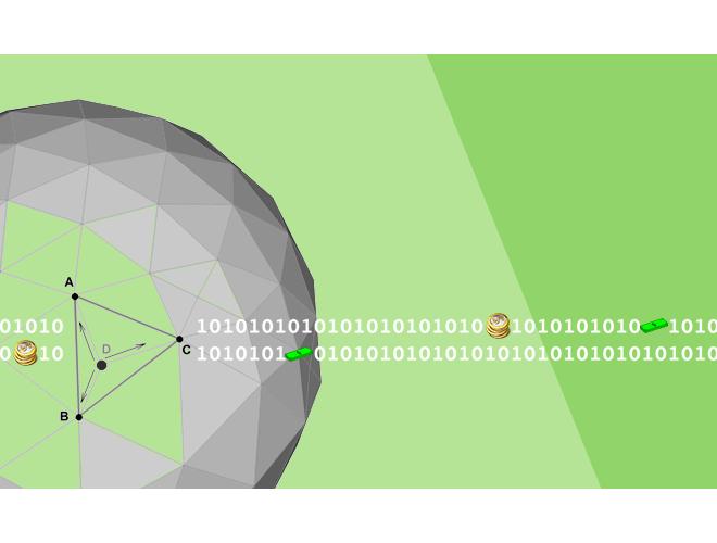 پروژه بازیابی هندسی مرزها پس از تولید شبکه دلانی (سه بعدی) با استفاده از نرم افزار فرترن به همراه آموزش نرم افزار فرترن