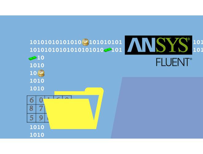 پروژه تولید فایل حاوی شبکه محاسباتی ورودی نرم افزار ANSYS-Fluent با استفاده از نرم افزار MATLAB