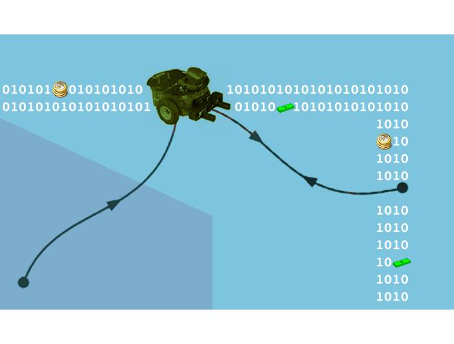 پروژه طراحی مسیر با استفاده از الگوریتم دوجهته در فضای دوبعدی و سه بعدی با استفاده از نرم افزار MATLAB
