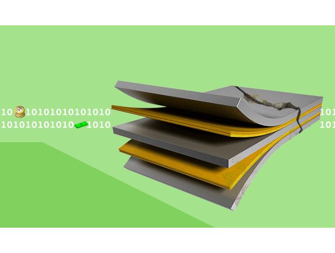 پروژه بررسی تخریب در صفحات کامپوزیتی چندلایه حاوی گشودگی داخلی با usermat با استفاده از نرم افزار ANSYS  و زبان برنامه نویسی FORTRAN