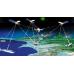 پروژه تلفیق اطلاعات سیستم ناوبری اینرسی و سیستم موقعیت یاب جهانی توسط الگوریتم فیلتر کالمن ذرهای فازی با استفاده از نرم افزار MATLAB و به همراه فیلم آموزشی نرم افزار MATLAB