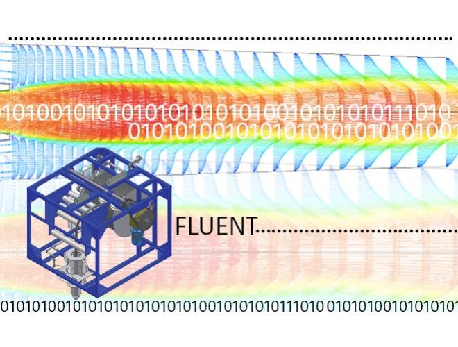 پروژه بررسی عددی اجکتورهای خلاء با مکانیزم های اختلاط متفاوت هوا و بخار با استفاده از نرم افزار FLUENT و به همراه فیلم آموزشی نرم افزار FLUENT