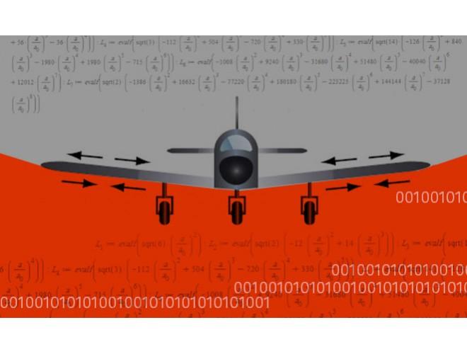 پروژه بررسی ارتعاشات غیرخطی بال با نسبت منظری بالا با استفاده از روش های تحلیلی با استفاده از نرم افزارهای MAPLE و MATLAB و به همراه فیلم آموزشی نرم افزارهای MAPLE و MATLAB
