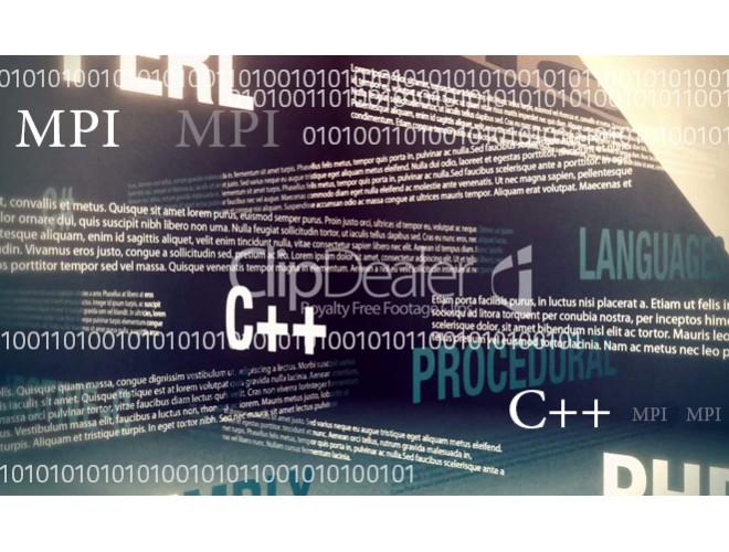 پروژه موازی سازی حل معادله لاپلاس به روش اجزا مرزی در میدان دو بعدی با استفاده از نرم افزارهای Visual Studio و ++C و به همراه فیلم آموزشی نرم افزارهای  Visual Studio و ++C