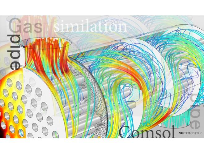 پروژه مدل سازی و شبیه سازی تجزیه حرارتی هیدرات اطراف لوله های استخراج گاز اعماق اقیانوس ها به روش اورتوگونال کولوکیشن با استفاده از نرم افزار MATLAB و اعتبار سنجی نتایج حاصل با نرم افزار COMSOL و به همراه فیلم آموزشی نرم افزارهای MATLAB و COMSOL