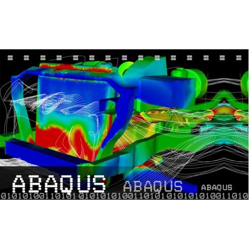 آموزش تحلیل حرارتی در نرمافزار اجزاء محدود آباکوس