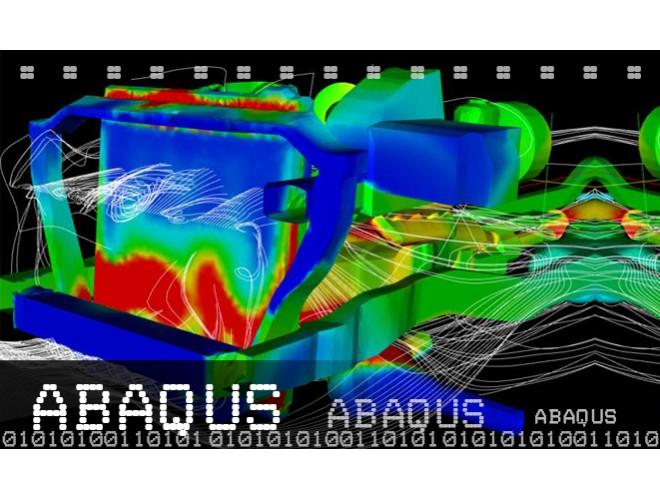 پروژه آموزش تحلیل حرارتی در نرم افزار اجزاء محدود ABAQUS