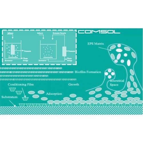 شبیه سازی گرفتگی حاصل از مواد پلیمری فراسلولی و محصولات میکروبی محلول در بیوراکتور غشایی با استفاده از نرم افزار کامسول