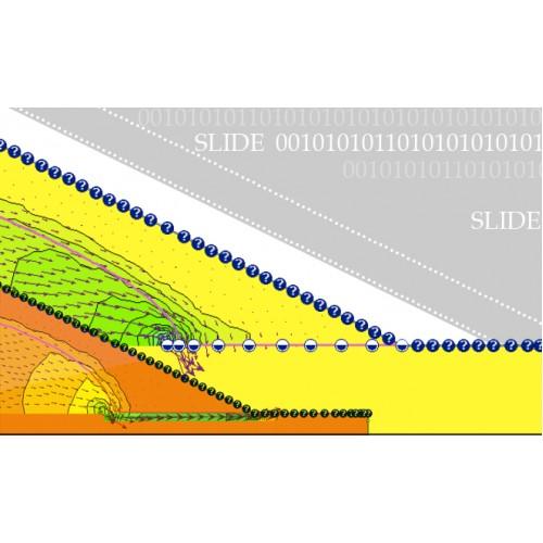 مدلسازی و تحلیل احتمالاتی پایداری شیروانی¬ها (نرم افزار Slide)