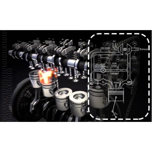 مدلسازی فرآیند رسوب ذره های در خنک کننده های سیستم بازچرخانی گاز خروجی در موتورهای دیزلی