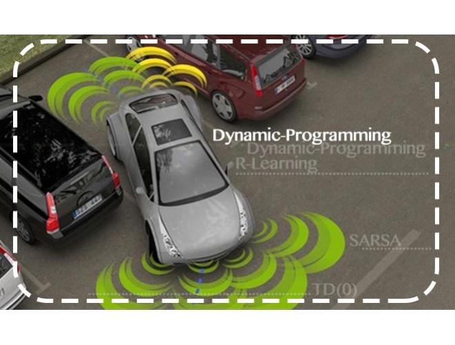 طراحی مسیر برای خودروی رباتیک در محیط پارکینگ با استفاده از الگوریتم یادگیری تقویتی ماشین