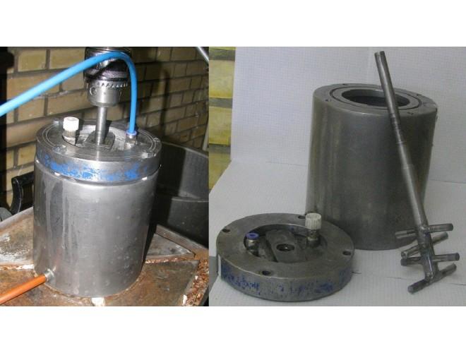 پروژه بهینه سازی تولید قطعات ساخته شده از آلومینیوم 6061 با استفاده از روش متالورژی پودر و پرس گرم