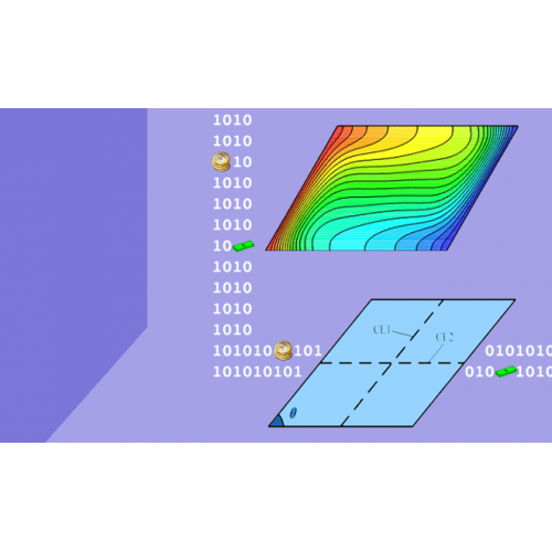 پروژه تحلیل عددی جابجایی طبیعی نانوسیالها در محفظههای پیچیده با استفاده از نرم افزار فرترن به همراه آموزش نرم افزار فرترن