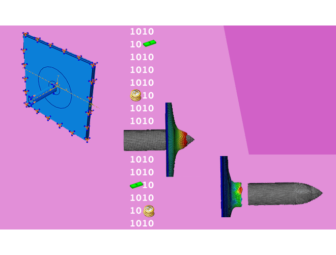 بررسی تاثیر امپدانس و چینش لایهها بر کارایی سیستم های زرهی لایه بندی شده تحت ضربه توسط پرتابه سرپهن