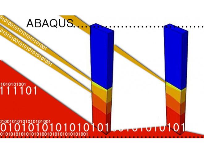 پروژه شبیه سازی شکست ماده تحت معیار نوین به کمک زیرروال VUMAT با استفاده نرم افزار ABAQUS به همراه فیلم آموزش نرم افزار ABAQUS