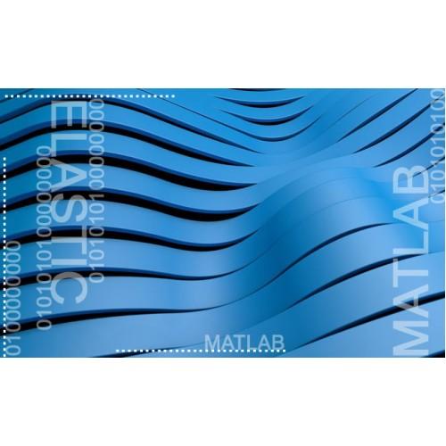 پروژه بررسی رفتار سیستمهای میکروالکترومکانیکی و الاستومر دی الکتریک تحت تحریک خارجی ساخته شده از مواد الاستیک خطی و غیرخطی هایپرالاستیک قابل بکارگیری در صنایع مختلف دفاعی، هوافضا و رباتیک با نرم افزار MATLAB به همراه فیلم آموزش نرم افزار MATLAB