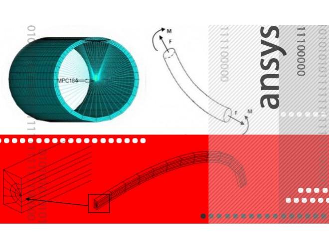 پروژه مدلسازی رشد ترک در سطح خارجی لوله حفاری و پیش بینی عمر خستگی لوله در حفاری جهت دار با استفاده از نرم افزار ANSYS به همراه فیلم آموزش نرم افزار ANSYS