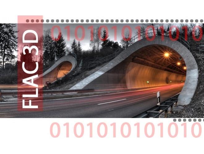 پروژه مطالعه تحلیلی و عددی مکانیزم توزیع تنش در دهانه ورودی تونل های بزرگ مقطع با استفاده از نرم افزار FLAC به همراه فیلم آموزشی نرم افزار FLAC