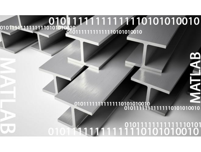 پروژه طراحی تیر برای شکل مود دلخواه به وسیله روشهای معکوس با استفاده از نرم افزار MATLAB به همراه فیلم آموزشی نرم افزار MATLAB
