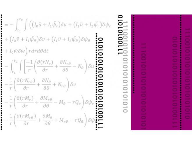 پروژه تحلیل ارتعاشات ورق حلقوی از جنس مگنتو الکترو الاستیک ساخته شده از مواد تابعی تحت بار دمایی با استفاده از نرم افزار MATLAB به همراه فیلم آموزشی نرم افزار MATLAB