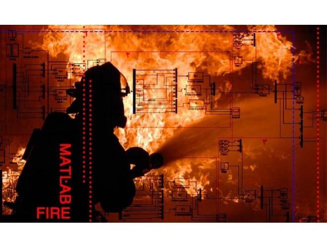 پروژه طراحی و توسعه سیستم کنترل آتش در حضور عدم قطعیت  با  استفاده از نرم افزار MATLAB