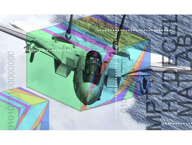پروژه مدلسازی HYSDEL و جعبه ابزار MPT، طراحی کنترلکنندهی پیشبین برای هواپیما با MATLAB + فیلم