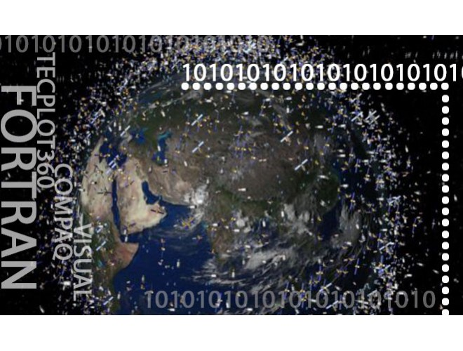 پروژه تولید شبکه در لایهی مرزی برای اجسام هوافضایی با استفاده از نرم افزار فرترن به همراه آموزش نرم افزار فرترن